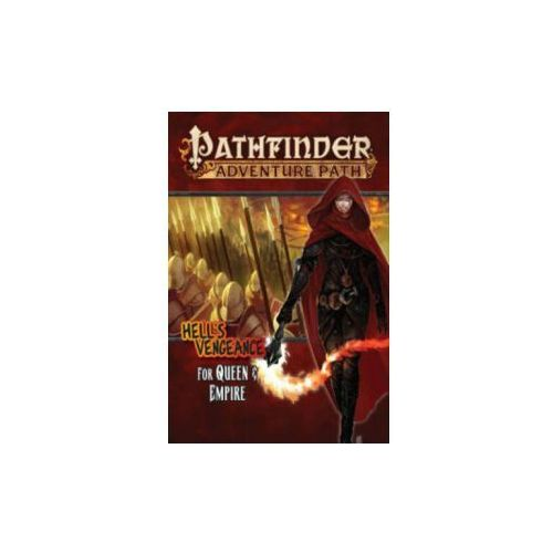 Pathfinder Adventure Path: Hell's Vengeance Part 4 - For Que