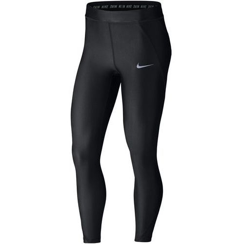 Nike leginsy damskie do biegania W Nk Speed Tght 7/8 Black XL, kolor czarny