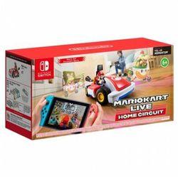 Zestaw akcesoriów mario kart live home circuit - mario marki Nintendo