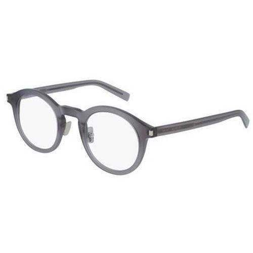 Saint laurent Okulary korekcyjne sl 140 slim 004