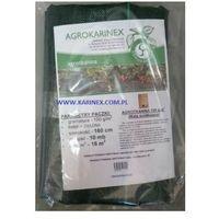 Agrotkanina zielona 100 g/m2, 1,6 x 10 mb. paczka marki Agrokarinex