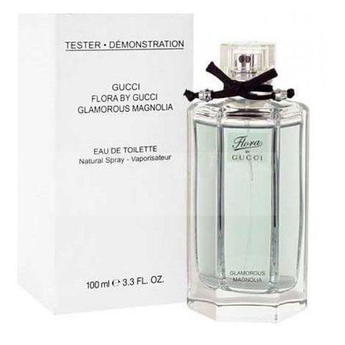 Gucci flora by gucci glamorous magnolia, woda toaletowa – tester, 100ml
