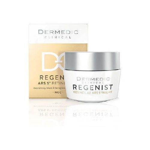 DERMEDIC Regenist ARS 5° Retinol AR Naprawczy krem intensywnie regenerujący na noc 50g