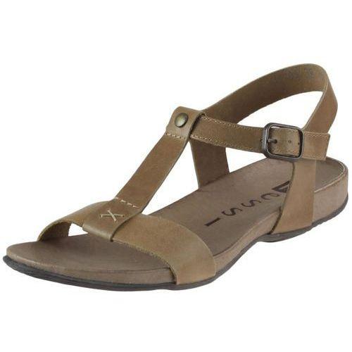 Sandały 41703 - camelowe 11 - nowa wkładka, Nessi