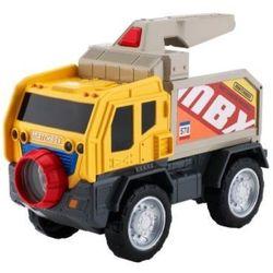 świecąca ciężarówka matchbox marki Mattel