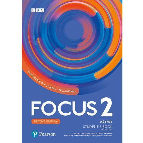 Focus 2 2ed. SB A2+/B1 + Digital Resources PEARSON, Pearson Longman