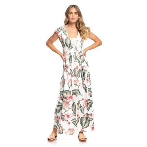 Sukienka - a dayattribeca marshmallow tropical love (wbt7), Roxy