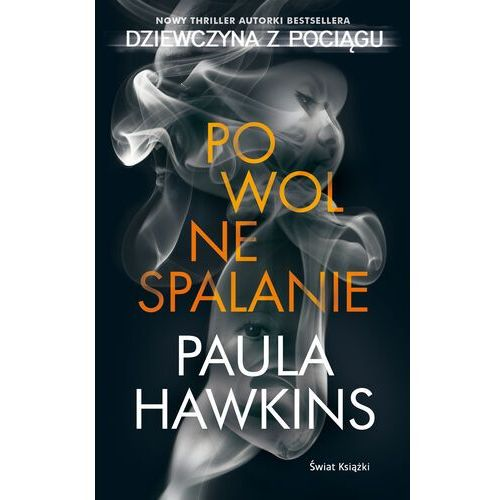 Powolne spalanie - Paula Hawkins - ebook