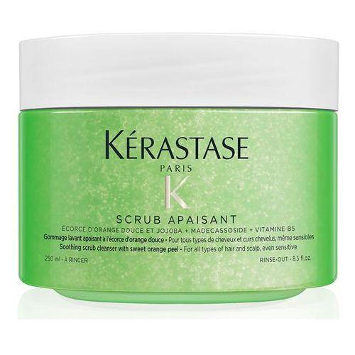 Kérastase scrub apaisant | kojący scrub do wrażliwej skóry głowy 250ml Kerastase - Świetny rabat