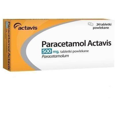 Tabletki przeciwbólowe Actavis i-Apteka.pl