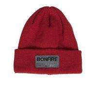 BONFIRE - Angle Beanie (RED) rozmiar: OS