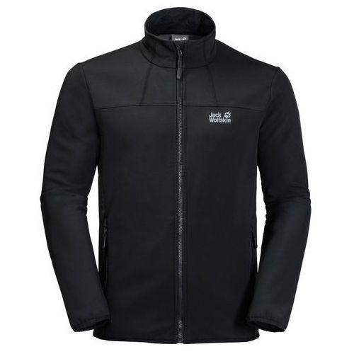 Jack Wolfskin Essential Altis Kurtka Mężczyźni czarny XL 2018 Kurtki Softshell (4055001923267)