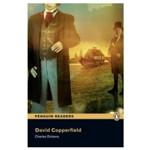 Penguin Readers, Poziom 3: David Copperfield Book with MP3 Audio CD (2010)