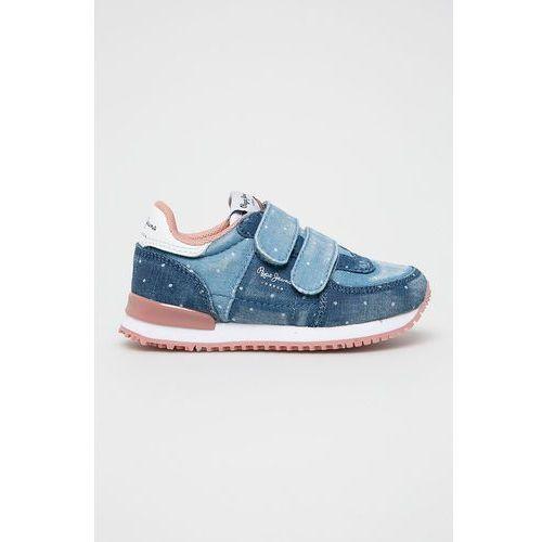 - buty dziecięce sydney topos marki Pepe jeans