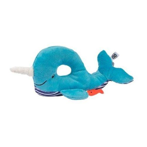 Zoocchini grzechotka niebieski wieloryb