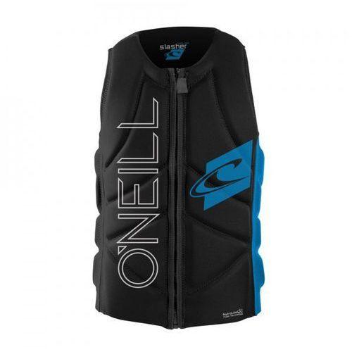 O'Neill Slasher Comp Vest (black /blue) 2016