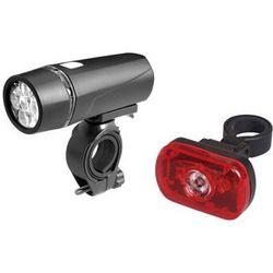 ZESTAW LAMP XC-100115 kpl. biale+czerwone