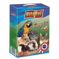 Vitapol Podłoże drewniane granulat dla małych zwierząt i ptaków 4kg