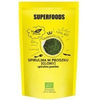 BIO PLANET 200g Superfoods Spirulina w proszku (glony) Bio