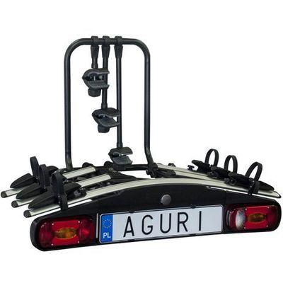 Bagażniki rowerowe do samochodu AGURI BOXCARS