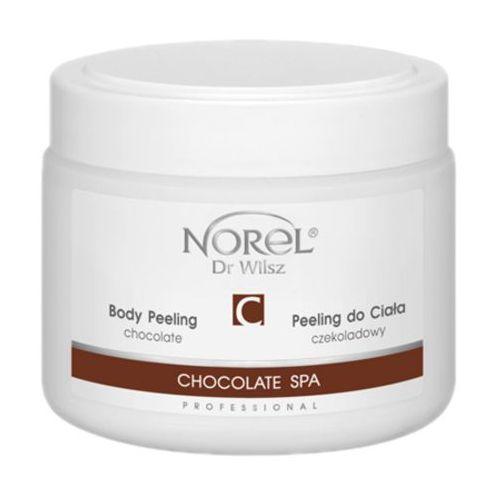 Norel (Dr Wilsz) CHOCOLATE SPA BODY PEELING CHOCOLATE Czekoladowy peeling do ciała (PP269) - 500 ml - Ekstra oferta