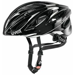 kask rowerowy boss race black 52-56 marki Uvex