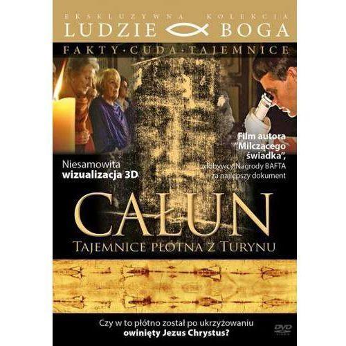 Praca zbiorowa Całun + film dvd