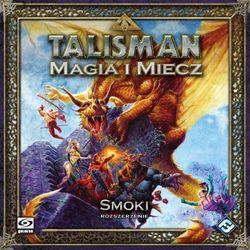 Gra Talisman Magia i Miecz Dodatek Smoki + druga gra w koszyku 10% TANIEJ!!