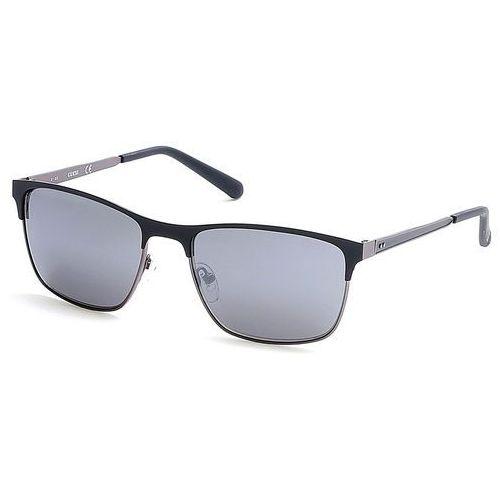 e007154aa361 Zobacz ofertę Guess gu 6878 02c. Guess. Męskie przeciwsłoneczne okulary ...