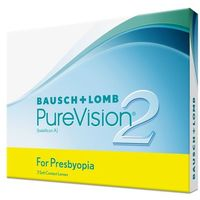 Bausch&lomb Purevision 2 for presbyopia 3szt.