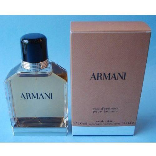 Armani eau d'aromes m. edt 100ml tester