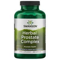 Kapsułki Herbal Prostate Complex (Saw Palmetto, Pygeum, Pokrzywa) 200 kaps.