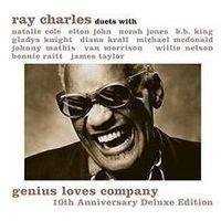 Warner music Genius loves company - 10th anniversary editions (cd + dvd) (0825646203017)