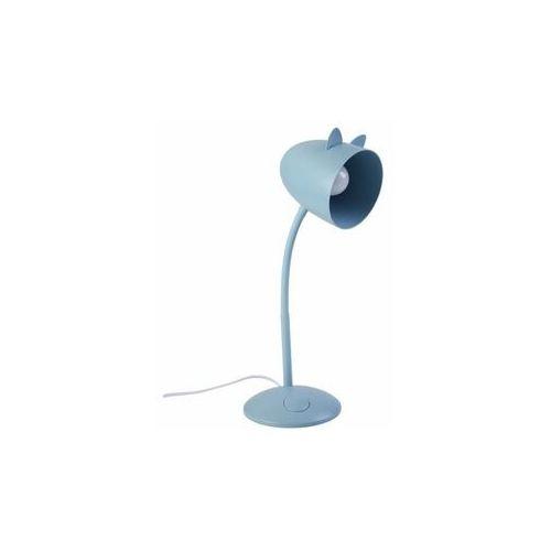 Inspire Lampka biurkowa pina niebieska e27 (3276007089226)