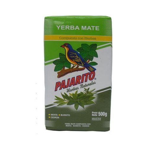 207fa0348478cd Jamba Herbata pajarito yerba mate hierbas naturales 500 g - opinie ...