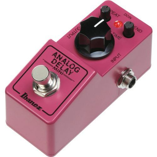analog delay mini efekt gitarowy - poekspozycyjny marki Ibanez
