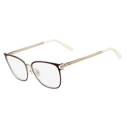 Okulary korekcyjne sf 2150 542 Salvatore ferragamo