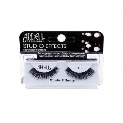 Ardell studio effects 105 sztuczne rzęsy 1 szt dla kobiet black - Rewelacyjna obniżka