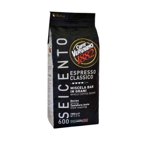 Vergnano Espresso Classico 600 6 x 1 kg (8001800000506)