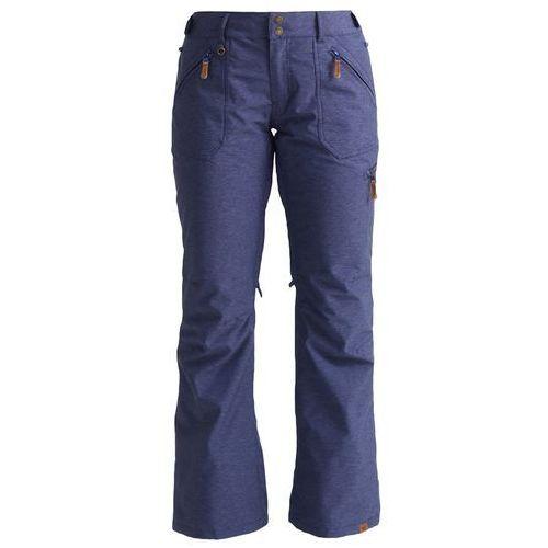Roxy NADIA Spodnie narciarskie blue print