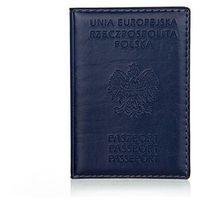 Okładka etui na paszport mlw1 czarna
