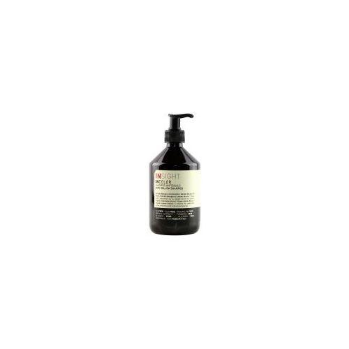 InSight InColor, szampon wybijający żółte odcienie, 500ml