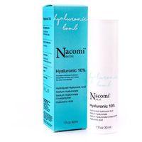 Nacomi next level nawilżające serum z kwasem hialuronowym 10% 30ml