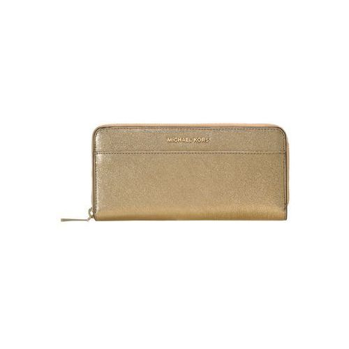 MICHAEL Michael Kors MONEY PIECES POCKET Portfel gold