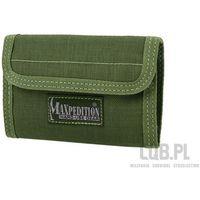 Portfel Maxpedition 0229G Spartan Wallet OD Green