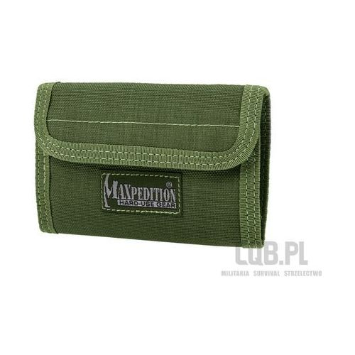 Maxpedition 0229G  Spartan Wallet  OD GREEN