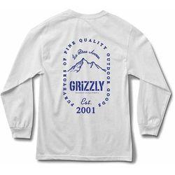 Koszulki z długim rękawem GRIZZLY Snowbitch