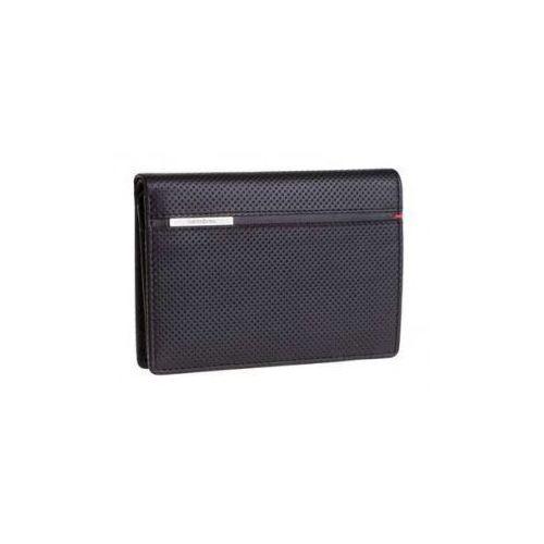 SAMSONITE portfel męski skóra naturalna kolekcja 13A 282 Perforated Plus z RFID, 13A 282