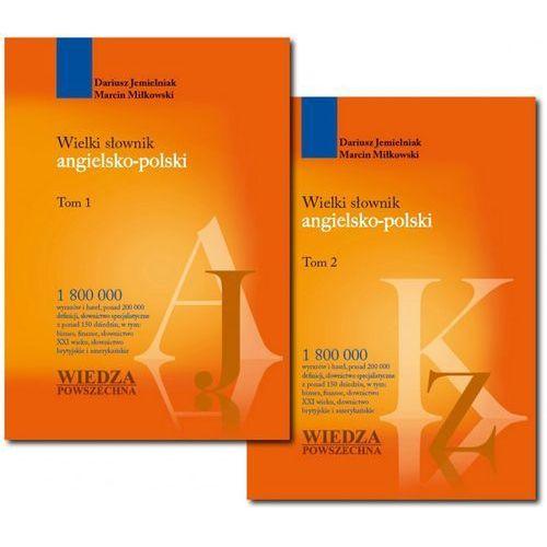Wielki słownik angielsko-polski. Tom 1 i 2 (9788363556334)