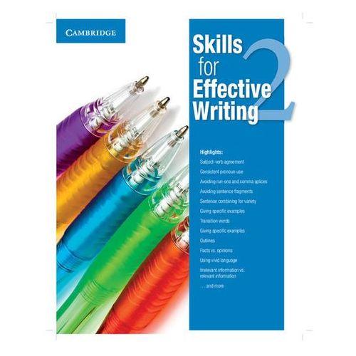 Skills for Effective Writing 2. Student's Book, oprawa miękka